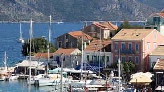 Fiscardo village, Kefalonia, Greece