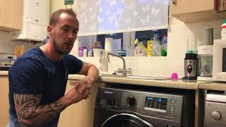 Review of the Samsung AddWash™ Ecobubble Washer Dryer