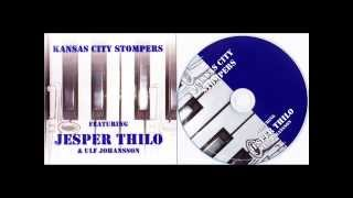 "KANSAS CITY STOMPERS feat.JESPER THILO ""RUNNING WILD"""