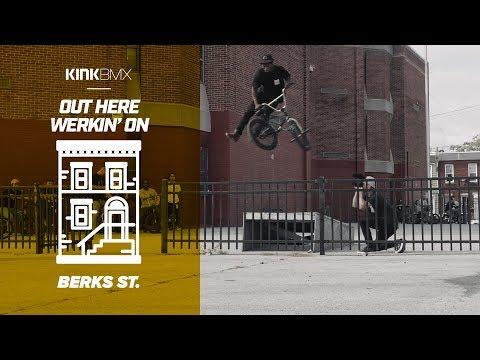 """Out Here Werkin"" Berks St Philly Jam - Kink BMX"