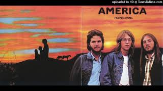 AMERICA-Homecoming-04-Moon Song-Folk Rock-{1972}
