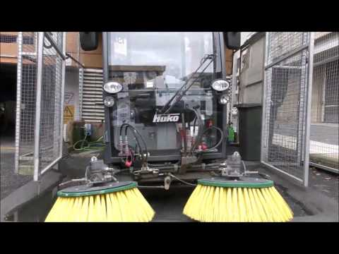 Liverpool City Council - Hako Citymaster 1250 & 1600 Testimonial