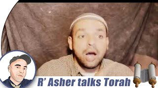 What Rabbi Asher Meza believes?