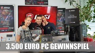 3.500 Euro Gaming-PC Zusammenbau mit der8auer & Core i7-7800X Overclocking (Caseking)