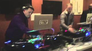 Skratch Bastid & Z Trip in Jazzy Jeff