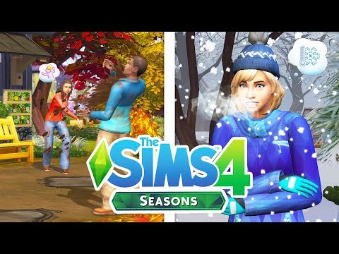 THERMOSTATS, TODDLER SWIMWEAR, NEW DEATHS // THE SIMS 4 SEASONS | NEWS & INFO☔🌞🍂⛄