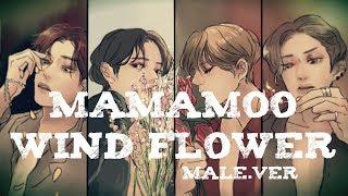 Gambar cover 【MAMAMOO】Wind flower - Male.Ver