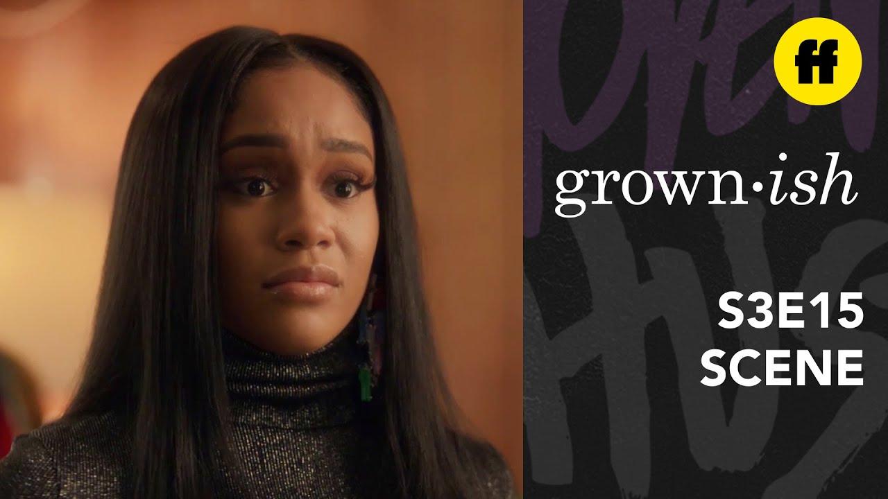 Download grown-ish Season 3, Episode 15 | Indigo Gets Real with Zoey | Freeform