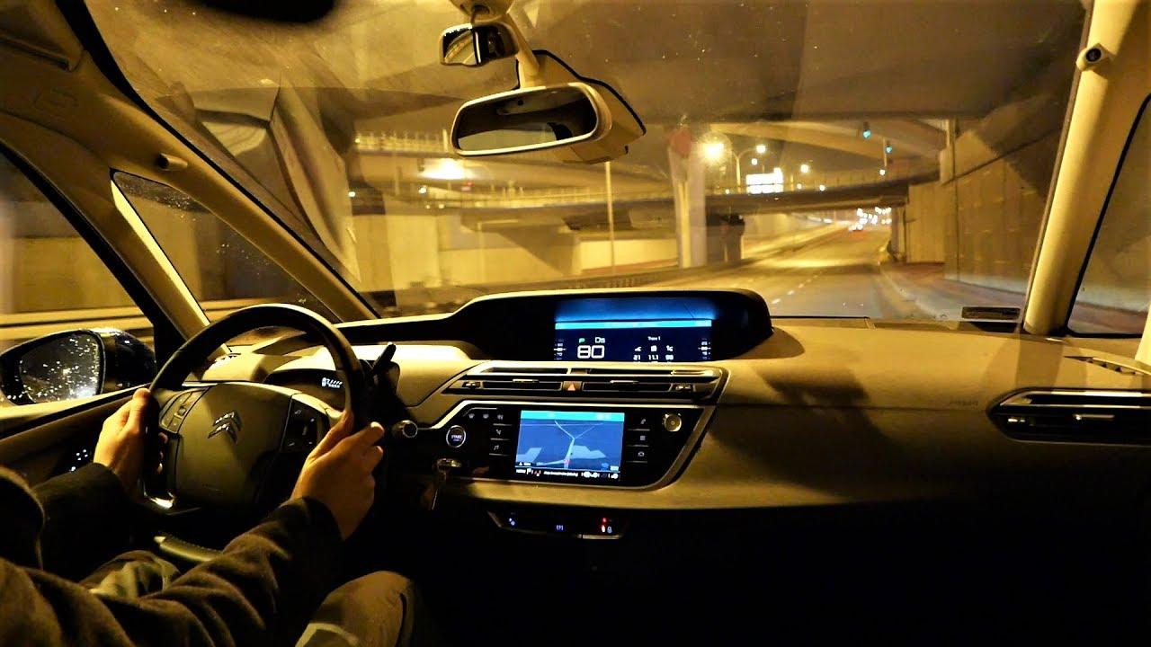 2017 Citroen C4 PICASSO 1.2 THP PureTech NIGHT TEST DRIVE 1 [Jazda Próbna] Testowa PL