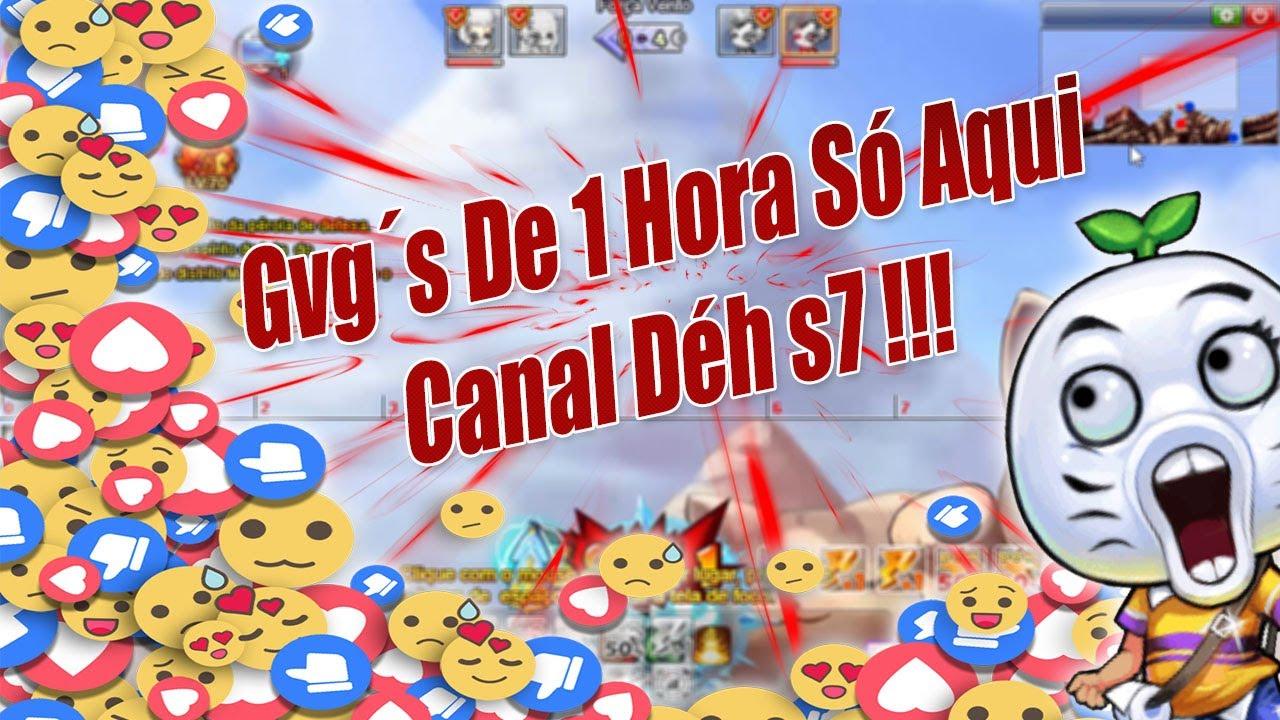 [DDTank 337] Maratona DDTank Com Déh S7 e Tiolipe !!!!! *** GVG´S ***