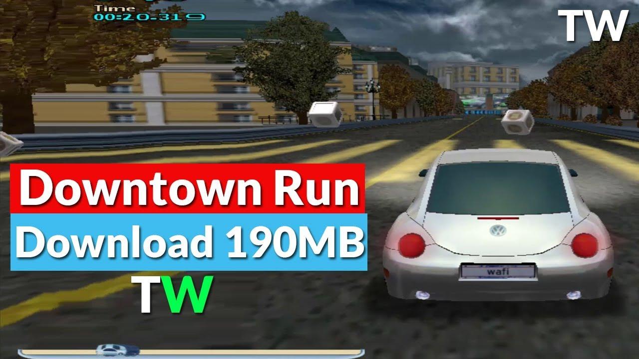 Downtown Run Download