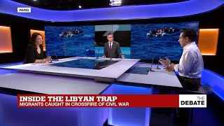 Inside the Libyan trap: France 24 on the frontline
