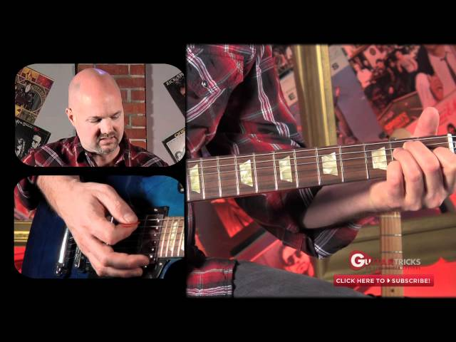 Play Rockabilly in 3 Minutes! - Easy Guitar Lesson - Guitar Tricks 116