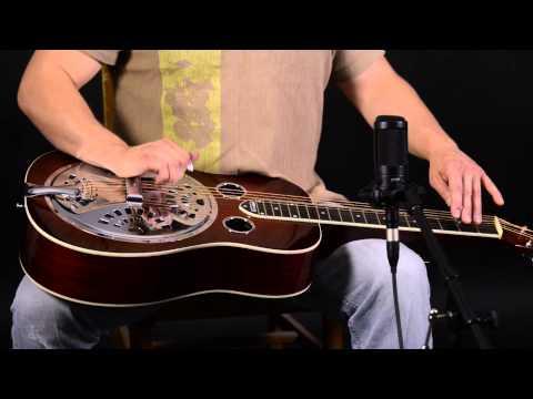 Scheerhorn L-Body Square Neck Resonator Guitars   Elderly Instruments