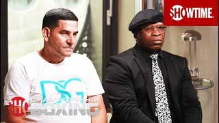 Angel Garcia & Kenny Porter with Jim Gray | SHOWTIME CHAMPIONSHIP BOXING