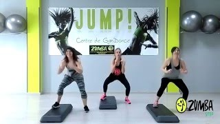 Zumba® Step - La Bruja de las cosquillas (Zumba® Fitness Dance Party) -