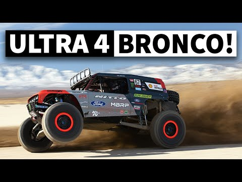 Download Loren Healy's 760hp Ultra4 Ford is the Toughest Ford Bronco Around