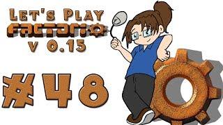 Let's Play: Factorio v15 -- Also Rail World! -- Episode 48