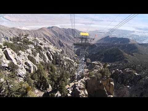 Palm Springs cable car.