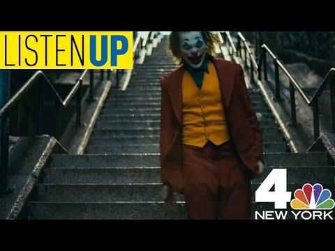 Listen Up Fans Named Bronx Staircase Joker Stairs On