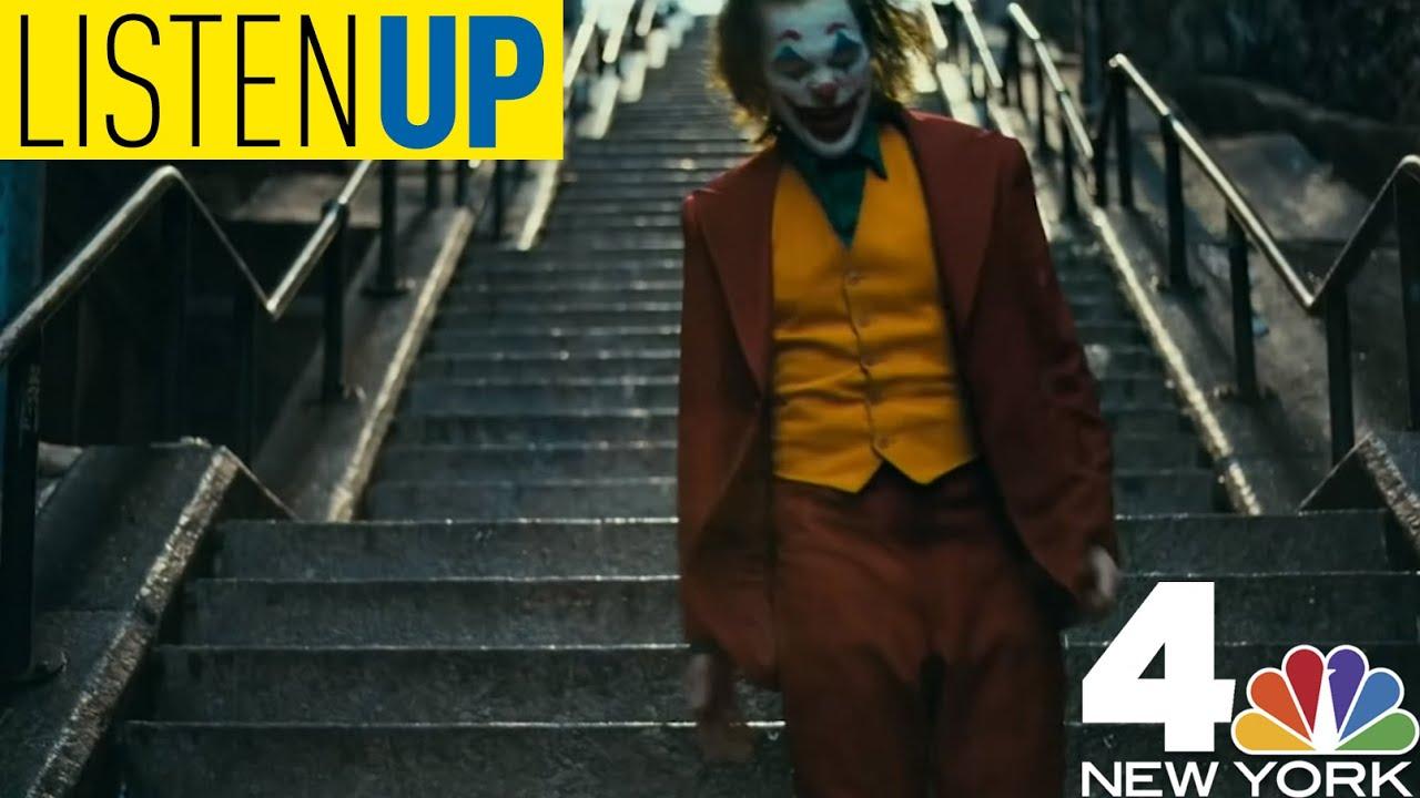 Listen Up Fans Named Bronx Staircase Joker Stairs On Google Maps Oct 10
