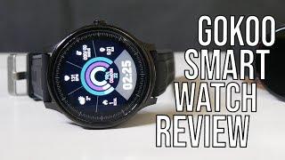 GOKOO Smartwatch Review | Budget Sport Activity Tracker Waterproof Smartwatch