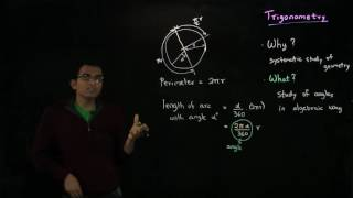 Video 5: Introduction to Trigonometry