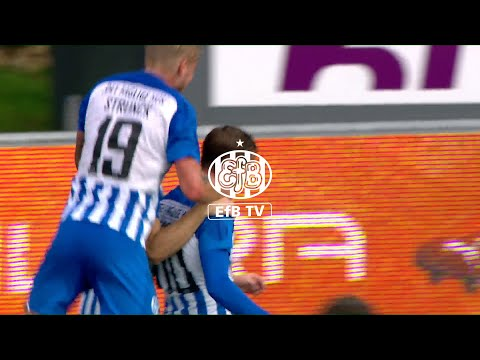 Hobro Esbjerg Goals And Highlights