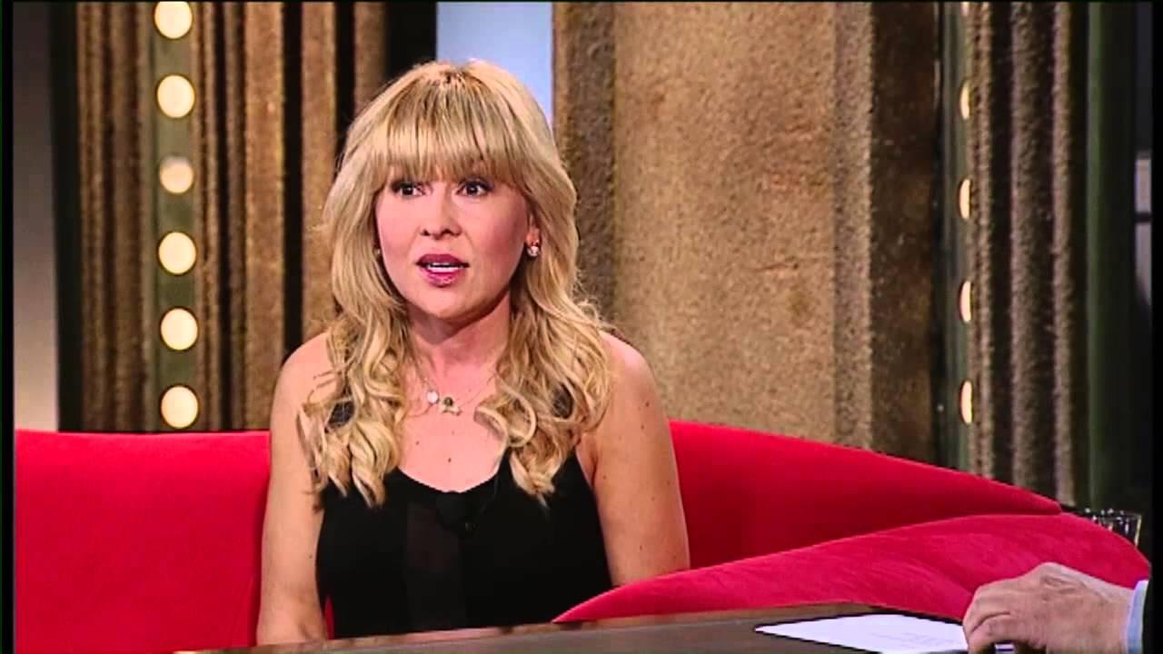 1. Kateřina Hrachovcová - Show Jana Krause 30. 5. 2013