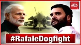 Congress Vs BJP Rafale Fight | Mediapart Report Explodes | News Today