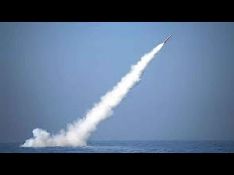 Pakistan successfully tests first submarine cruise missile