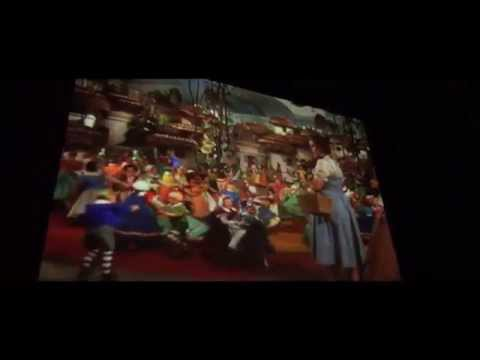 FULL 2015 TCM The Great Movie Ride Pre Show Film at Disney's Hollywood Studios