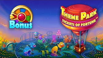 Theme Park by NETENT & BONUS GAME