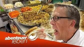 Dirk Hoffmann in Hongkong: Isst er Fischblase und Hahn-Hoden? | Abenteuer Leben | kabel eins