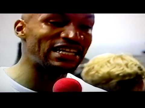 Ron Harper's After Game Inteview 1998 Championship