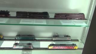 Путевые заметки.Европа,июль 2013:Музей ЖД знаменитой модельной фирмы Marklin в Goppingen