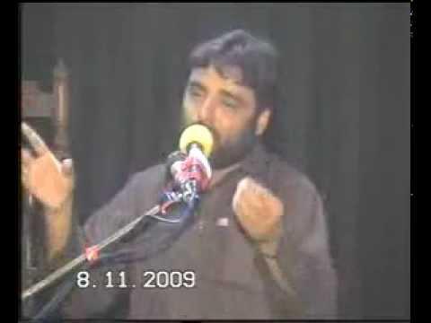 Download Zakir Najam ul Hassan Notak (Sham-e-Ghribaan) Mandaranwala Sialkot
