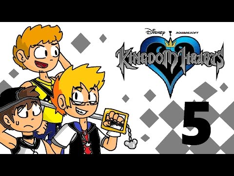 Kingdom Hearts with KenAnime: Sharon the Secretary - Part 5 - Tri-Pod Gaming