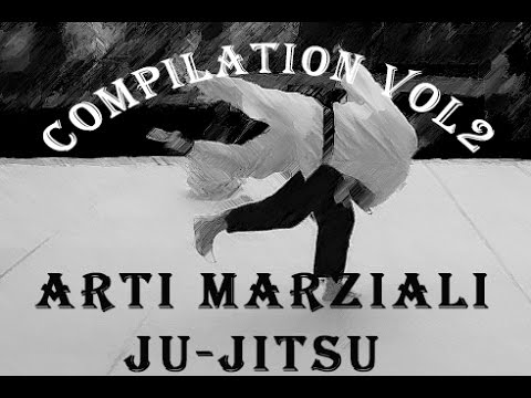 COMPILATION MUSICA ARTI MARZIALI VOL.2 JU JITSU ALLENAMENTO MARTIAL ARTS SOUND motivation