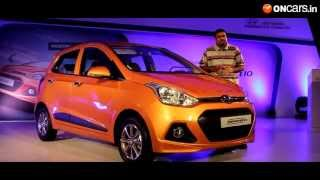 First Look: Hyundai Grand i10 Walk-around by OnCars India