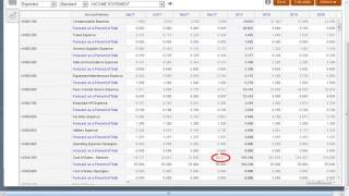 Analyzing Account Calculations with Strategic Modeling in Oracle Enterprise Planning Cloud video thumbnail