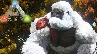 SUPER BOSS YETI TAMEABLE, MONO GIGANTE ENCONTRADO!! - SERIE MODS #4 - ARK: Survival Evolved