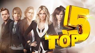 Новые самоцветы -TOP 5 - Новые песни - 2016