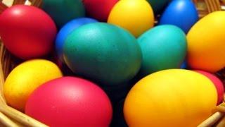 Смотреть видео  если в магазине нет белых яиц к пасхе