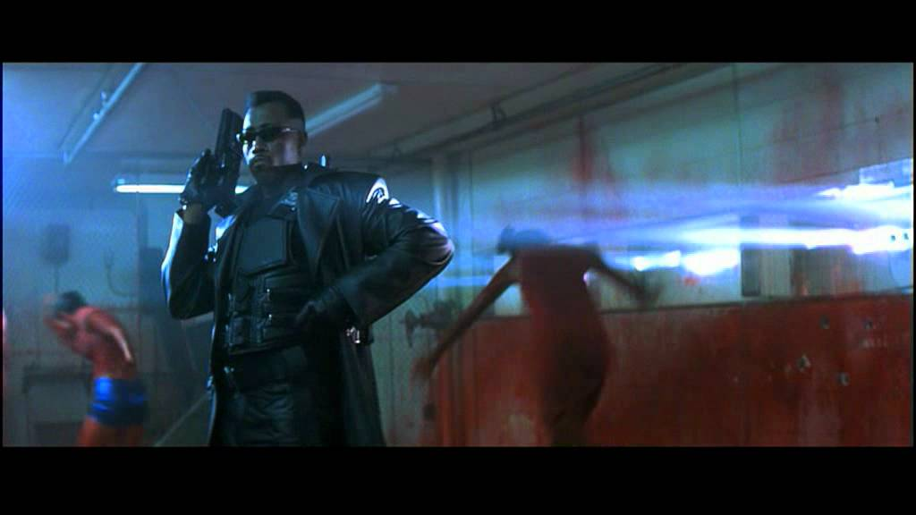 Download Blade (1998): Blade's Entrance/the First Fight Scene