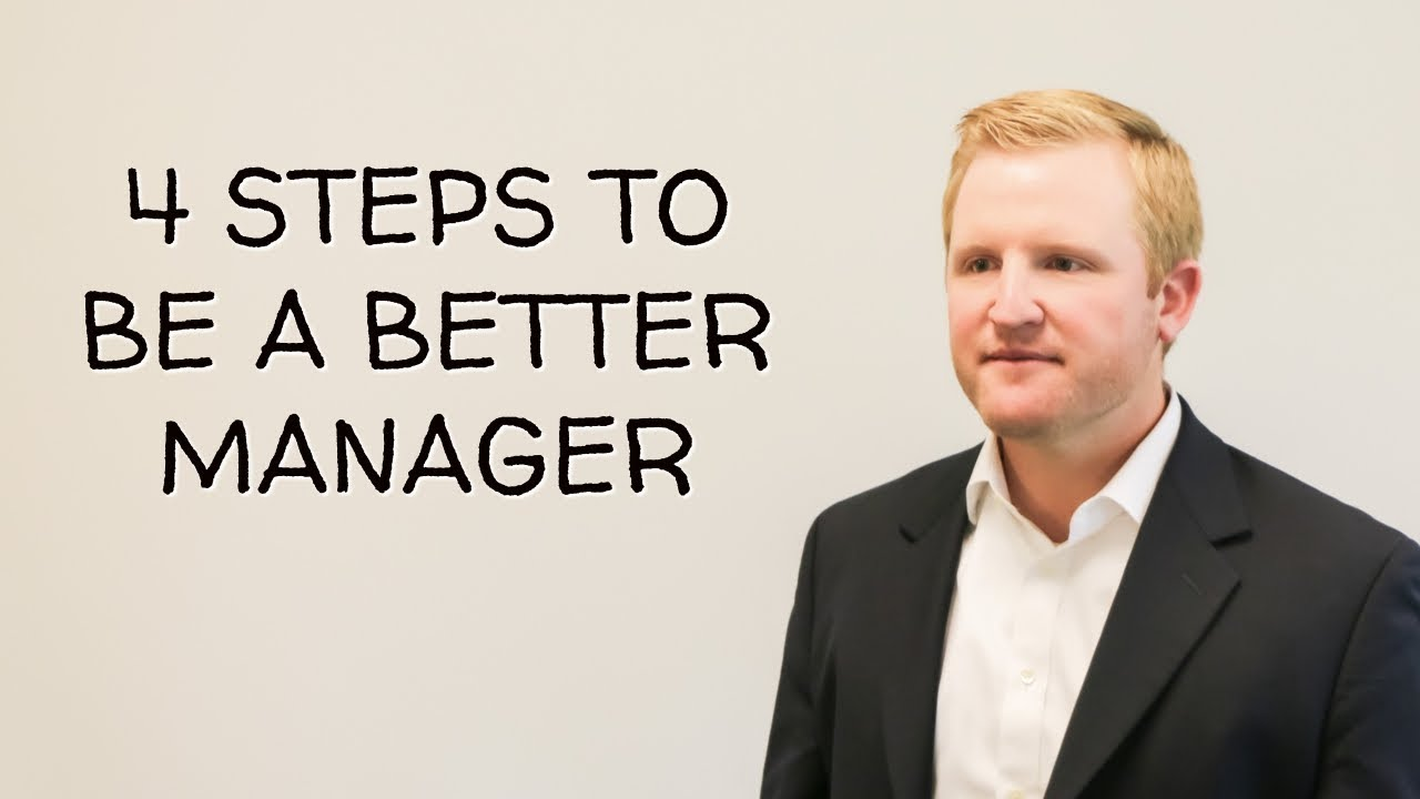 a better manager There couldn't be a better time to hone your management skills, especially with great leaders in short supply if you are feeling a little self-conscious about your management skills and experience, there are things you can do to gain more confidence and become the leader you know you can be.