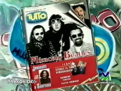 Tutto (Musica e Spettacolo) - Spot 1995