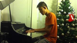 Cry It Out - Original Piano Composition By JayVinFoong