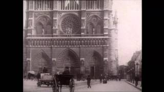 Paris métamorphoses : Notre-Dame