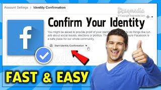 Facebook Identity Confirmation ✅ Verify Facebook Account For Lifetime